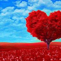 дерево любви :: NINA ))))))