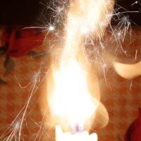 свеча :: Виктория Чуб