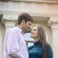 Мария и Алексей 09/2013 :: Ольга Фефелова