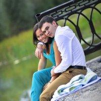 Лилия и Булат :: Катерина Горелова