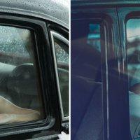 в машине :: Lina Palitri