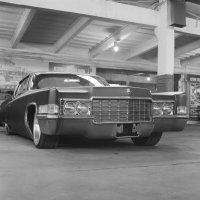 Cadillac De Ville :: Сергей Галкин