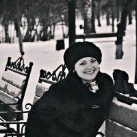 Зимняя прогулка :: Елена Захарова