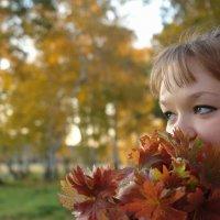 Осень в глазах :: Ирина Рыкова