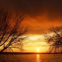 Краски заката :: владимир тимошенко