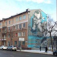 Курск ул. Ленина, граффити.Легасов :: MarinaKiseleva