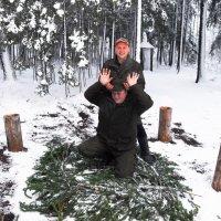 Бывают и такие охоты :: Kostas Slivskis