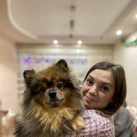 Любимый пёс :: Алёна Алексаткина