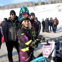 Snowbike ...(3) №115 Ulitka :: MoskalenkoYP .