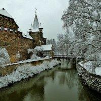 У нас  снежно , и холодно  ! :: backareva.irina Бакарева