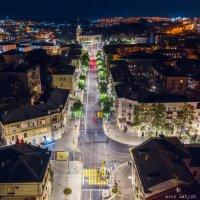 Хорошо освещенная улица Севастополя :: Алексей Латыш