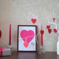 К празднованию Дня Святого Валентина - готова! :: MarinaKiseleva