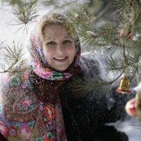 Сказки зимнего леса :: Ольга Касьянова