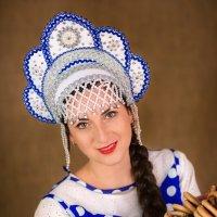 Русская красавица :: Nadezhda Laschinski