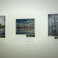 А вот и фото с выставки в Гостином дворе). :: Екатерина Рябинина