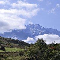 Горы Северной Осетии :: Александр