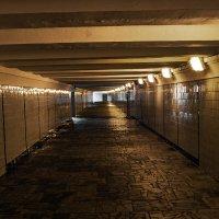 Подземный переход :: Сергей Фомичев