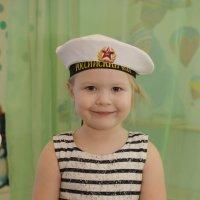 Сонечка морячка :: Ольга Русакова