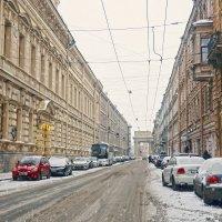На Казанской улице :: Тата Казакова