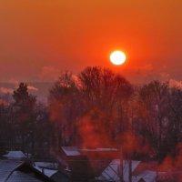 Мороз :: Александр Юдин