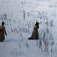 И снег на пути... :: Ирэна Мазакина