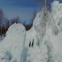 ледяные скульптуры :: Константин Трапезников