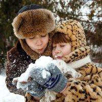 Счастливое детство :: Ольга Токмакова