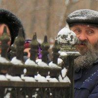Старовер, кладбище Рогожское :: ZNatasha -