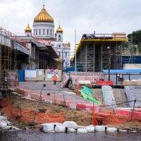 Городской пейзаж. Москва :: Павел Подурский