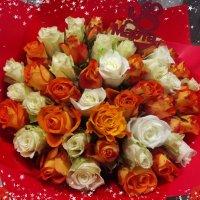 Мои поздравления к Дню 8 Марта! :: Нина Андронова