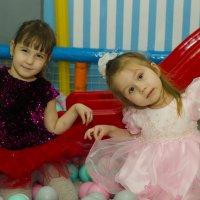 маленькие принцессы :: Ольга Русакова