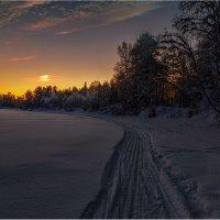 Долгая дорога домой... :: Владимир Чикота