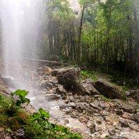 "горы,река,водопад,камни. :: ""Наиль Батталов"