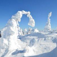 зима в горах 12 :: Константин Трапезников