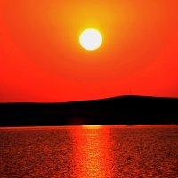 Красные закаты. :: Штрек Надежда