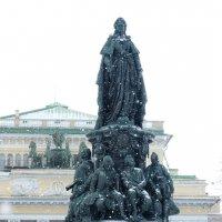 В Питербурге снег! :: Андрей Иванов