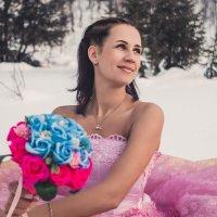 Креативная невеста :: Надежда Гончарук