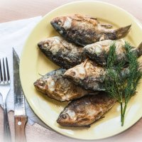 сегодня рыбка на завтрак :: Андрей Верин