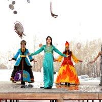 Новый год по шорски. :: Радмир Арсеньев