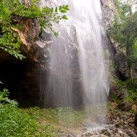 """Водопад в горной местности... :: """"Наиль Батталов"""