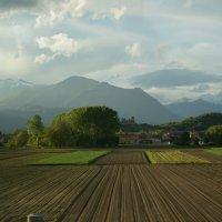 Весна в Италии.... :: Алёна Савина