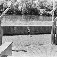 Одинокая прогулка :: Сергей Вишняков