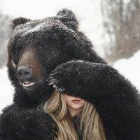 Не бойся, я с тобой :: Olga Burmistrova