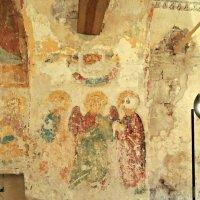 История. Роспись в старой церкви :: Ната57 Наталья Мамедова