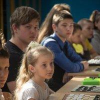 играем в шашки.... :: Николай Иванович Щенов