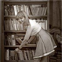 В библиотеке :: Сергей Порфирьев