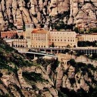 Монастырь Монсеррат :: Aida10