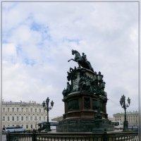 2.Памятник Николаю 1 и его фрагменты :: Юрий Велицкий