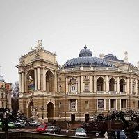 гордость Одессы :: Александр Корчемный