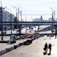 В суету городов (2). :: Андрей Николаевич Незнанов